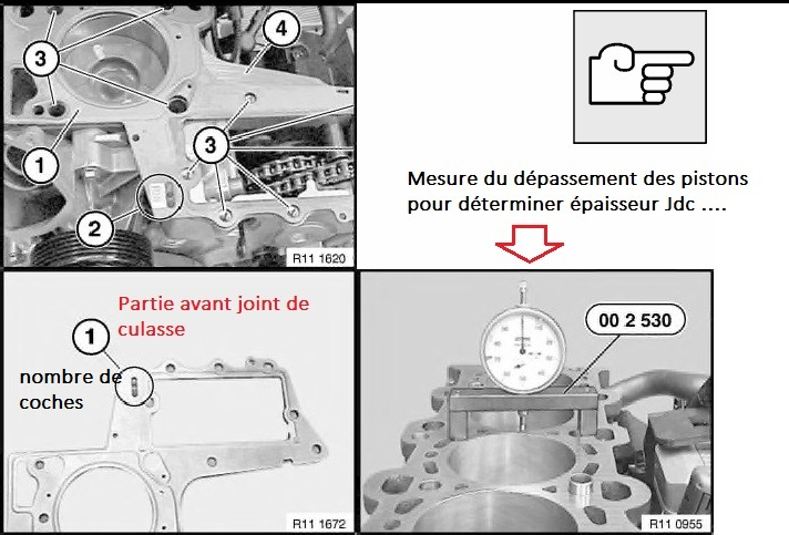 [ Bmw X3 E83 2.0 D M47N2 an 2004 ] Calage distribution - Page 2 11_mes11