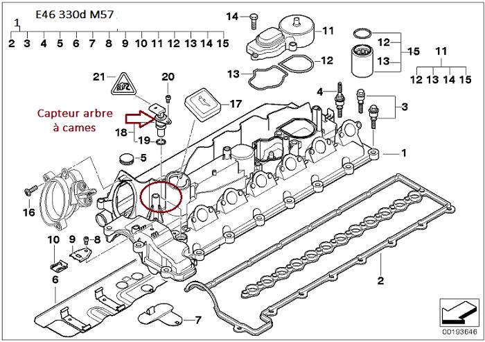 [ Bmw E46 330d M57 an 2000 ] problème accélération démarrage 12_m5713