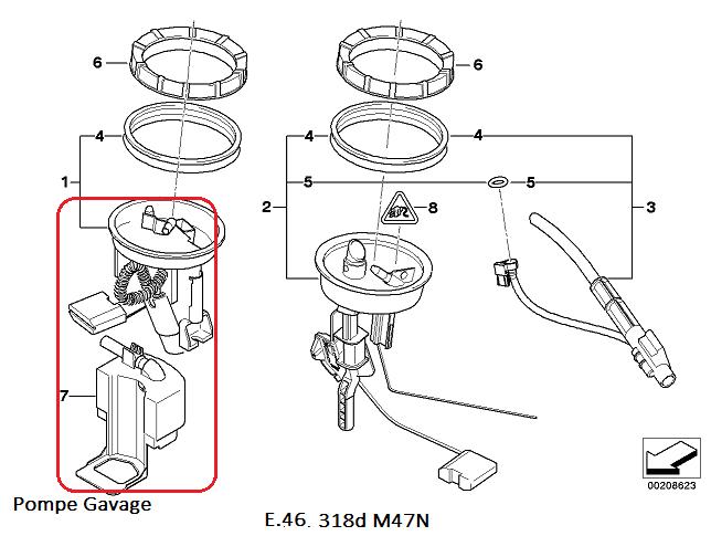 [ BMW E46 318D M47N an 2005 ] Coupure moteur à froid (résolu) 16_pom10