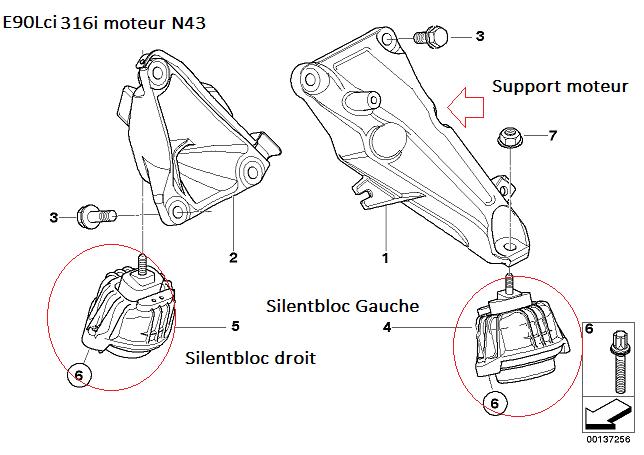 [ Bmw E90 LCI 316i N43 an 2009 ] bruit a chaque coup d'accélérateur (résolu) 22_e9010