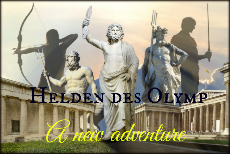 Helden des Olymp - A new Adventure