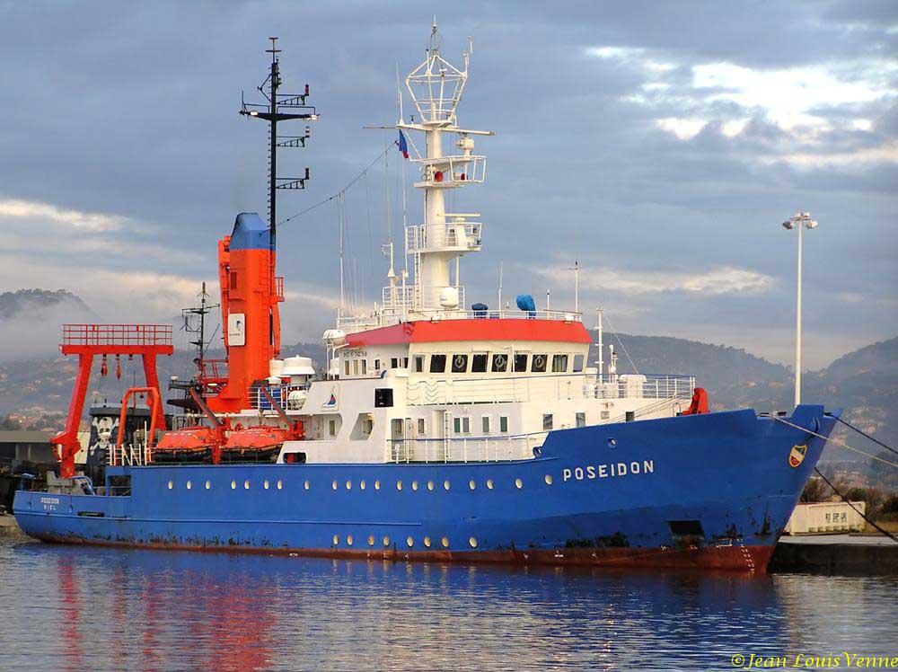 POSEIDON 1/55è Bateau océanographique allemand  Poseid12