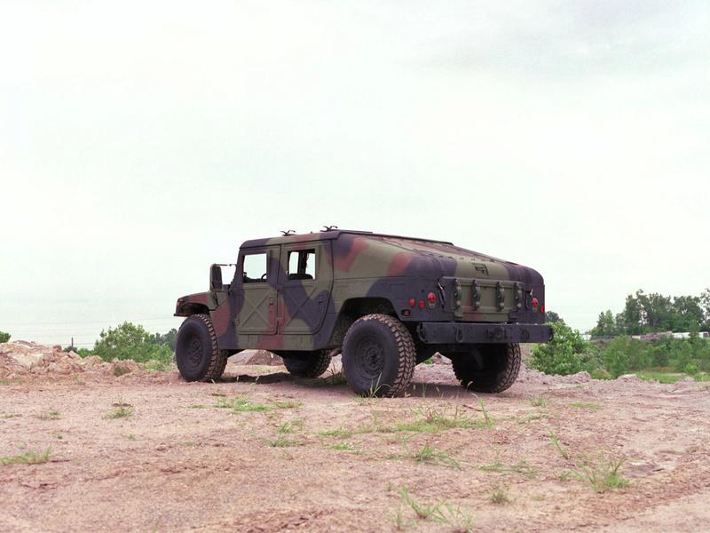 Les désignations du humvee  Hummer10