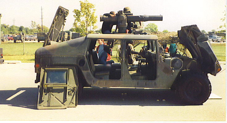 Les désignations du humvee  Hummer11