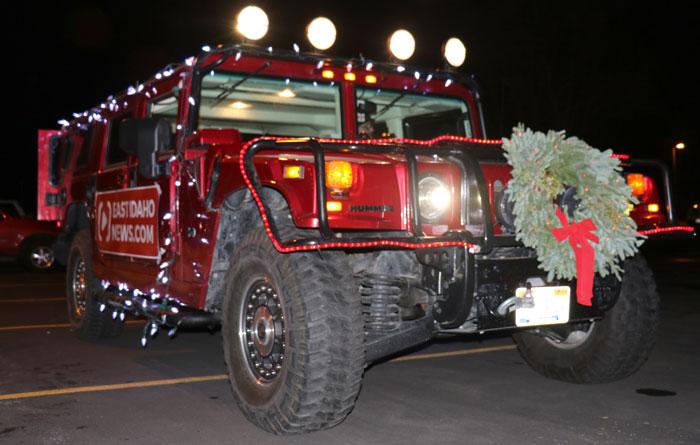 Grizou est arrivé ; Hummer H2 luxury greystone & sedona - Page 14 Lights10