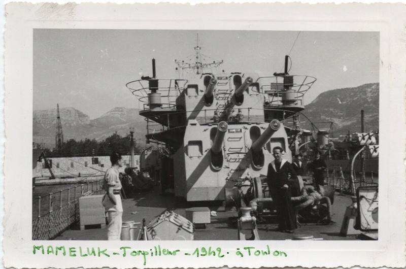 MAMELUK torpilleur 1939-1942 Mamelu10