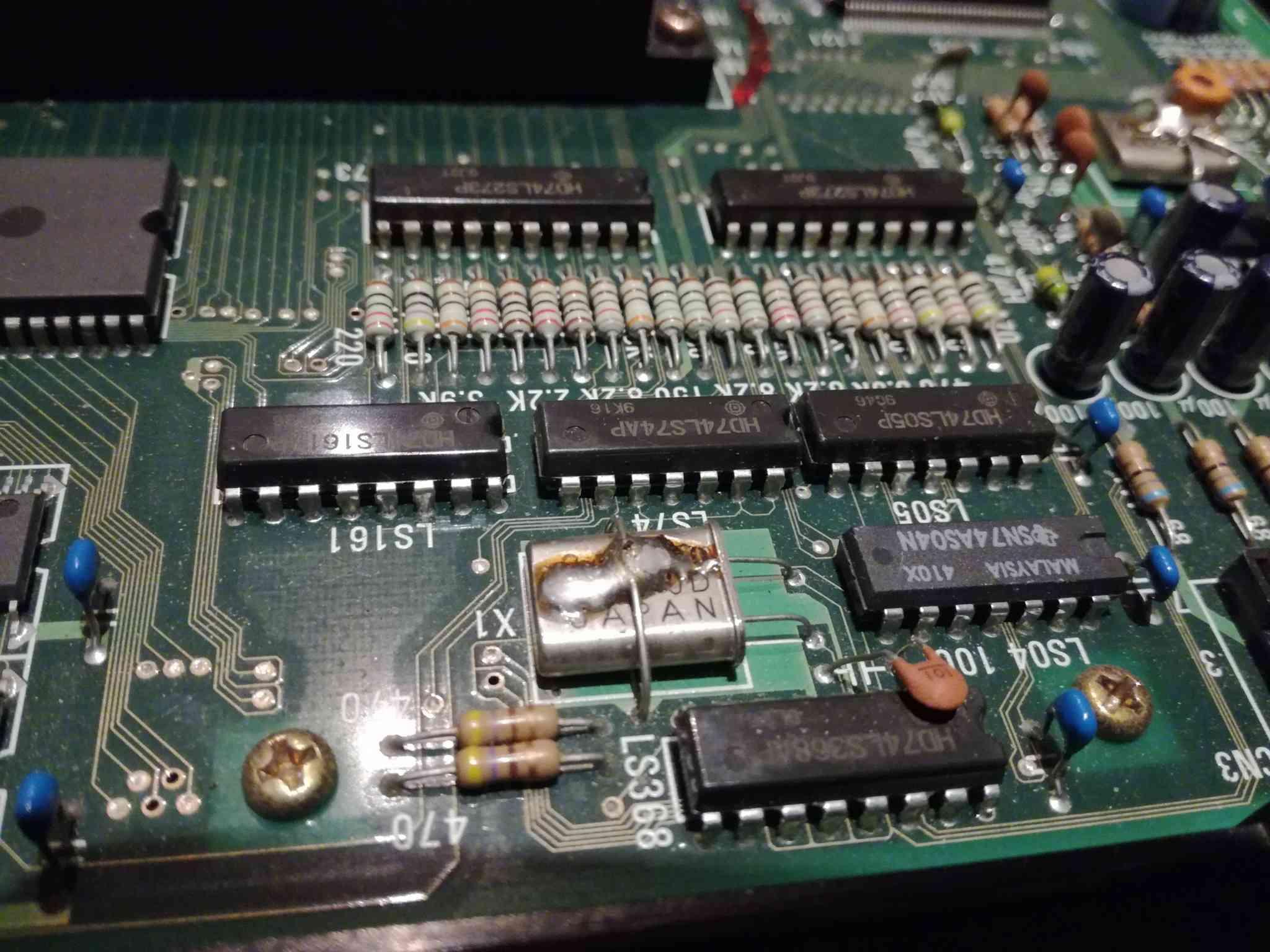 Problème affichage et Reboot aléatoire Neo Geo Aes Img_2041