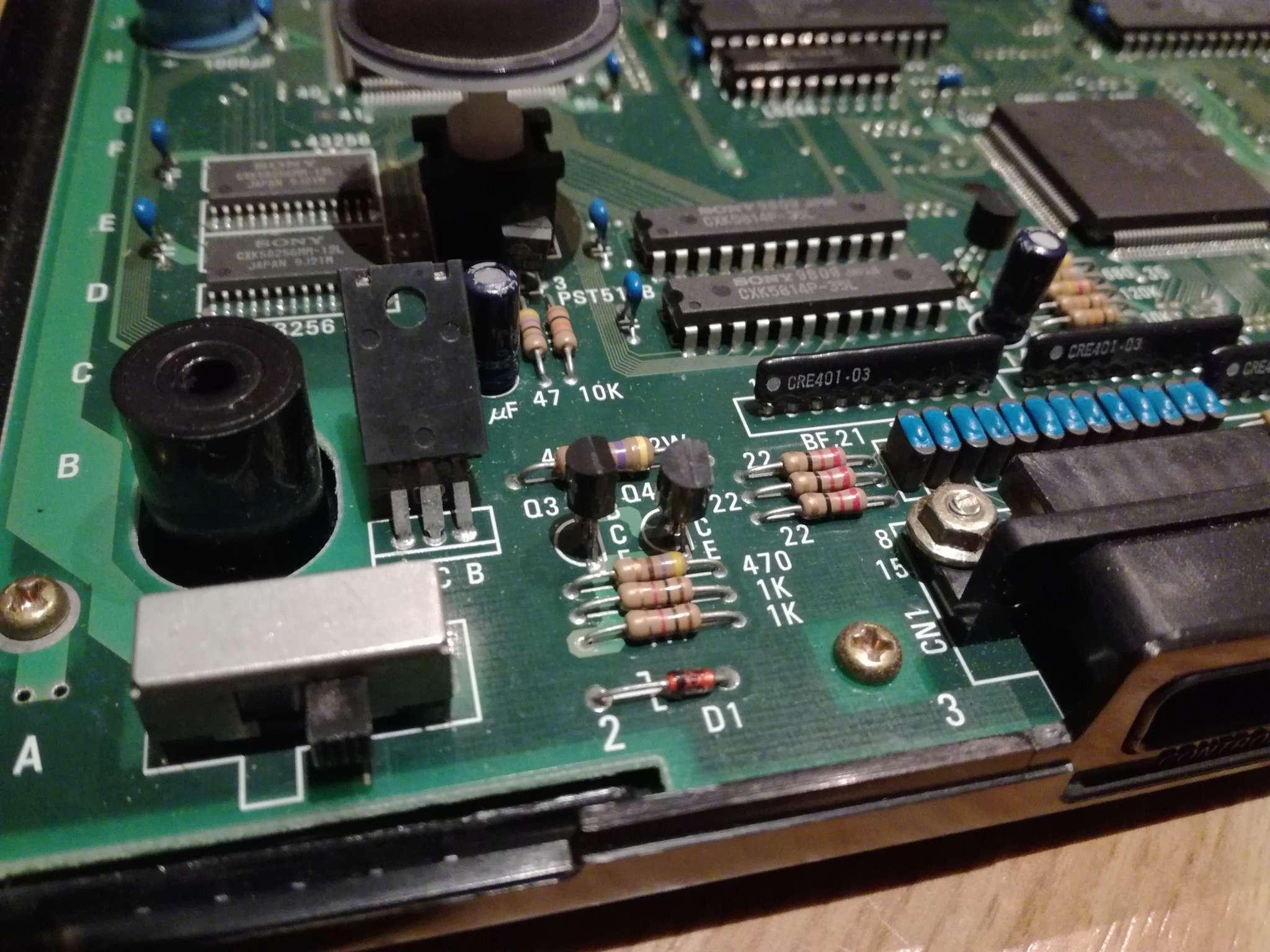 Problème affichage et Reboot aléatoire Neo Geo Aes Img_2045