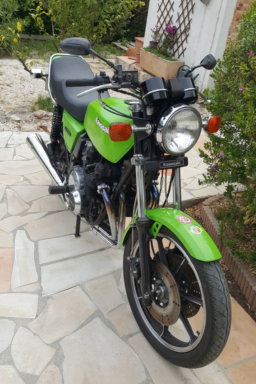 Z500 B2 de 1980  20190515