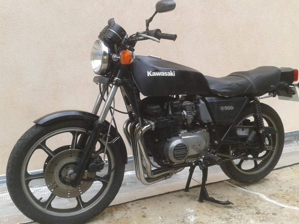 Z500 B2 de 1980  616