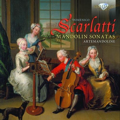 Domenico Scarlatti: discographie sélective - Page 5 51iiud10