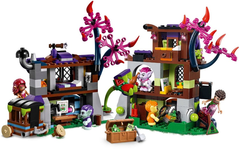 (Produit dorénavant indisponible) Mars 2017 - LEGO® 41185 Sauvetage magique du village des Gobelins 41185-14