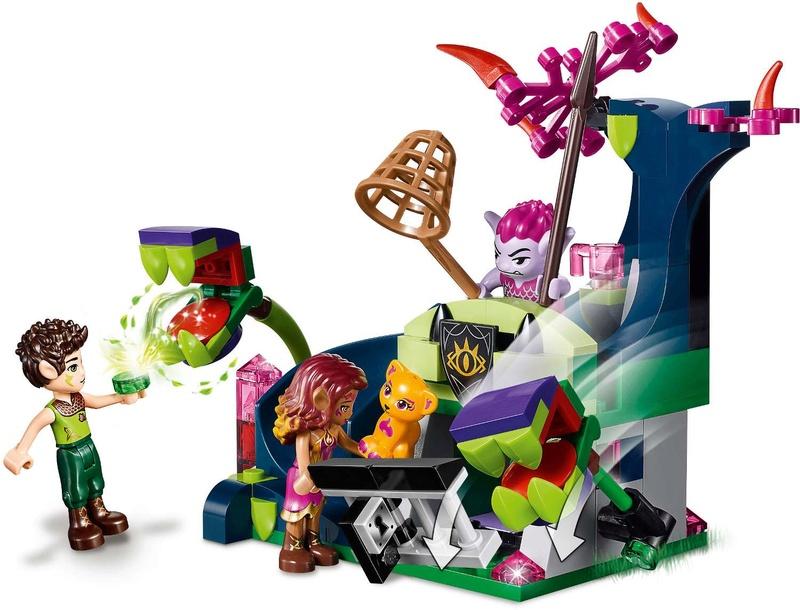(Produit dorénavant indisponible) Mars 2017 - LEGO® 41185 Sauvetage magique du village des Gobelins 41185-15