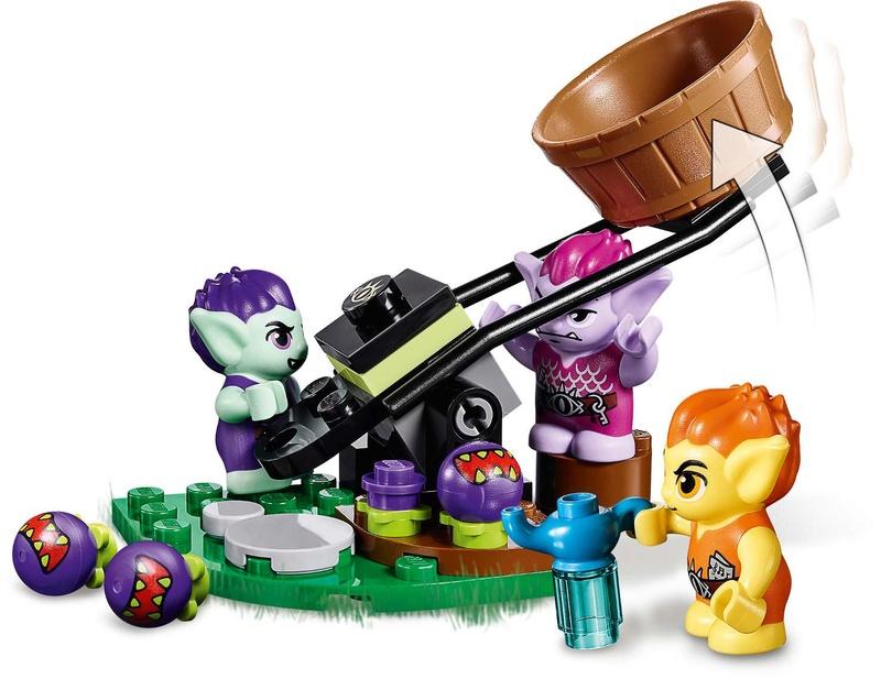 (Produit dorénavant indisponible) Mars 2017 - LEGO® 41185 Sauvetage magique du village des Gobelins 41185-19