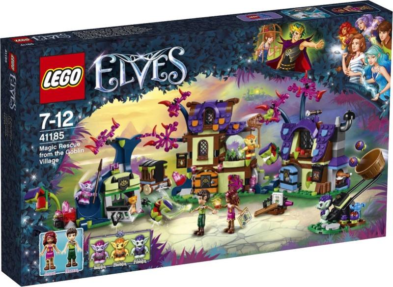 (Produit dorénavant indisponible) Mars 2017 - LEGO® 41185 Sauvetage magique du village des Gobelins 41185-20