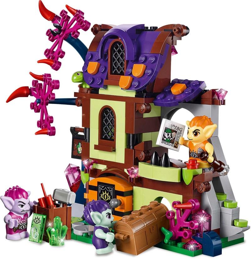 (Produit dorénavant indisponible) Mars 2017 - LEGO® 41185 Sauvetage magique du village des Gobelins 41185-21