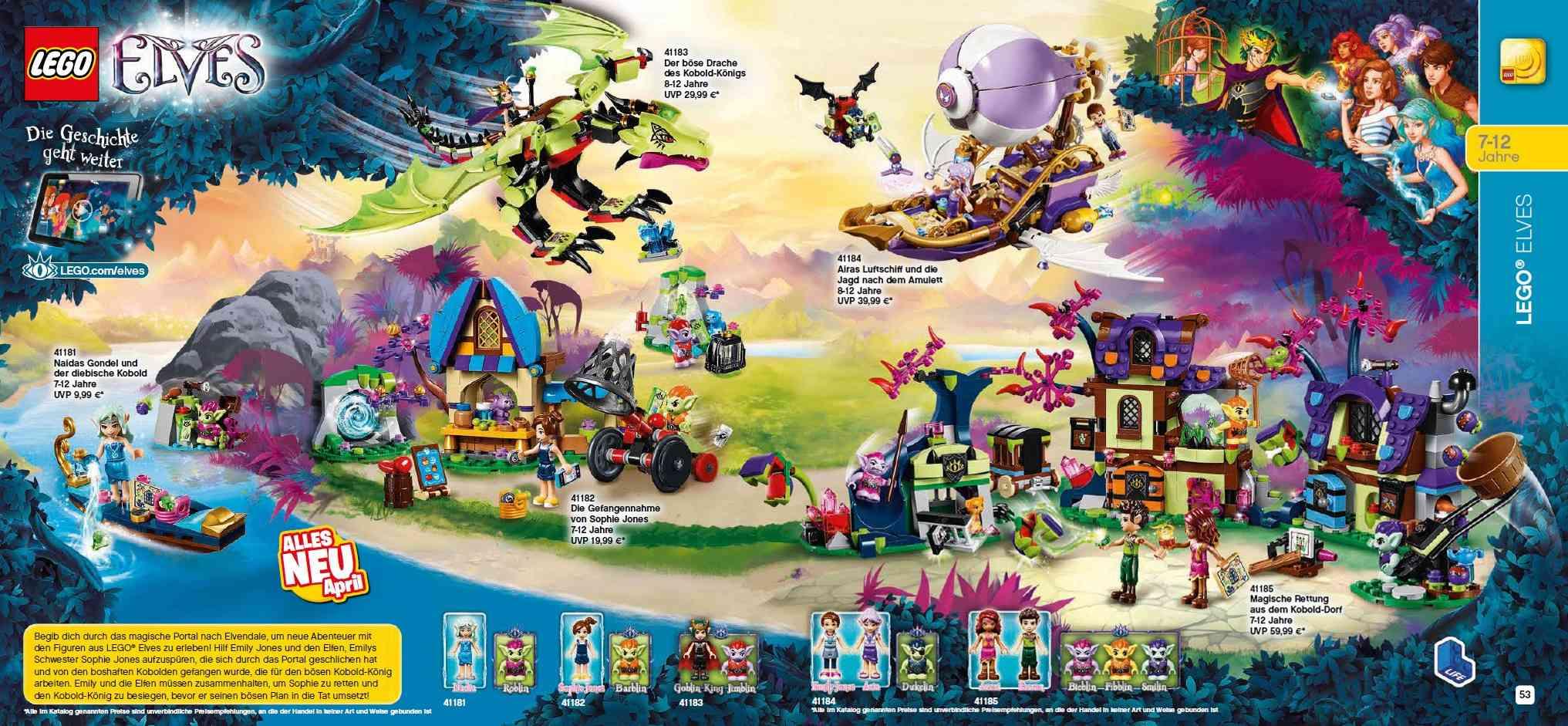 Lego Elves 2017 - Page 3 Projet12
