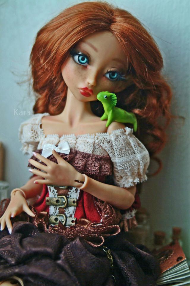 [Youpla Dolls Ziya] ★ Asphalione II (p.7) ★ - Page 2 Asphal12