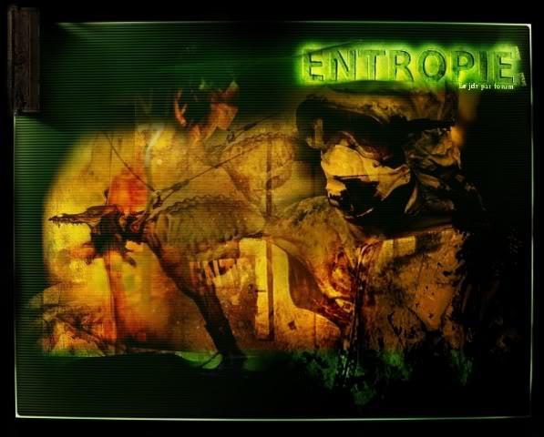 Entropie-jdr