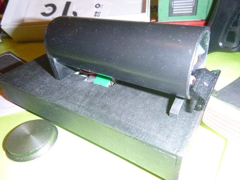 Ohrenstein und Koppel Wilanow 1:22,5  auf 32mm Gleis P1050821