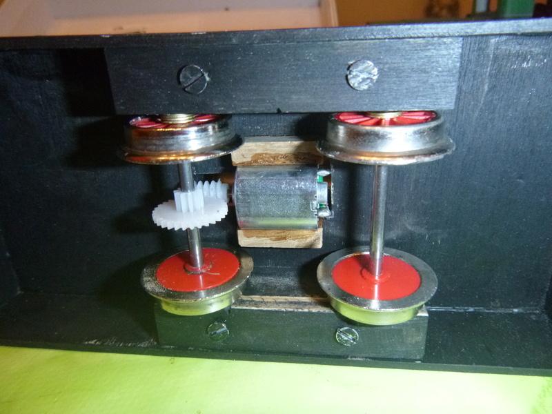 Ohrenstein und Koppel Wilanow 1:22,5  auf 32mm Gleis P1050823