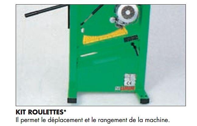 [demande] Kit roulettes pour Lurem SAR 400 Roulet10