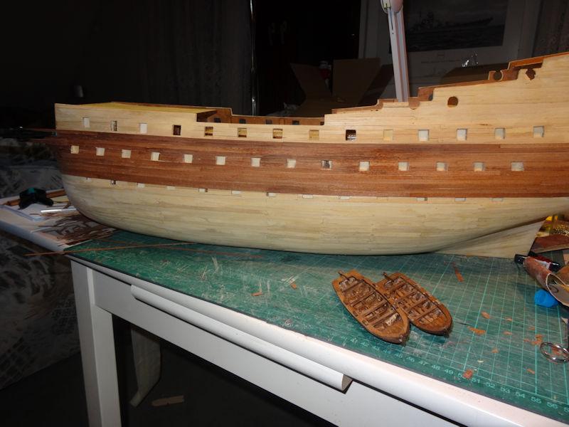Le Soleil Royal von De Agostini 1 : 70 gebaut von Kurti - Seite 4 R1211