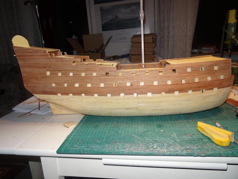 Le Soleil Royal von De Agostini 1 : 70 gebaut von Kurti - Seite 4 R1410