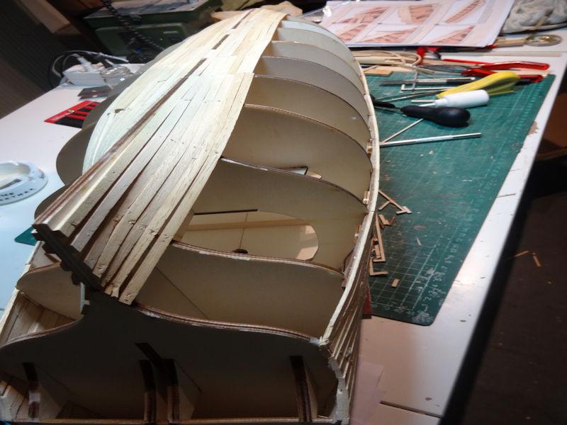 Le Soleil Royal von De Agostini 1 : 70 gebaut von Kurti - Seite 2 S1010