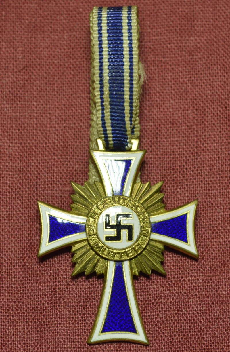 Mutterkreuz (croix des mères allemandes) _dsc1029