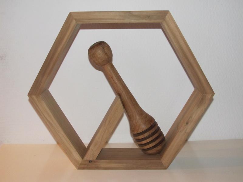 Un hexagone, comme une alvéole de ruche Cuilly13