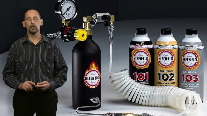 KLEEN-FLO - Injection Direct & nettoyage / GDI  Gasoline Direct Injection cleaning Photo_10