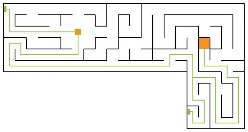 TOK [spoiler] Troisième énigme, Labyrinthe de verre Labyve13