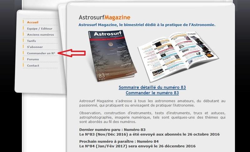 Astrosurf Magazine Captur10