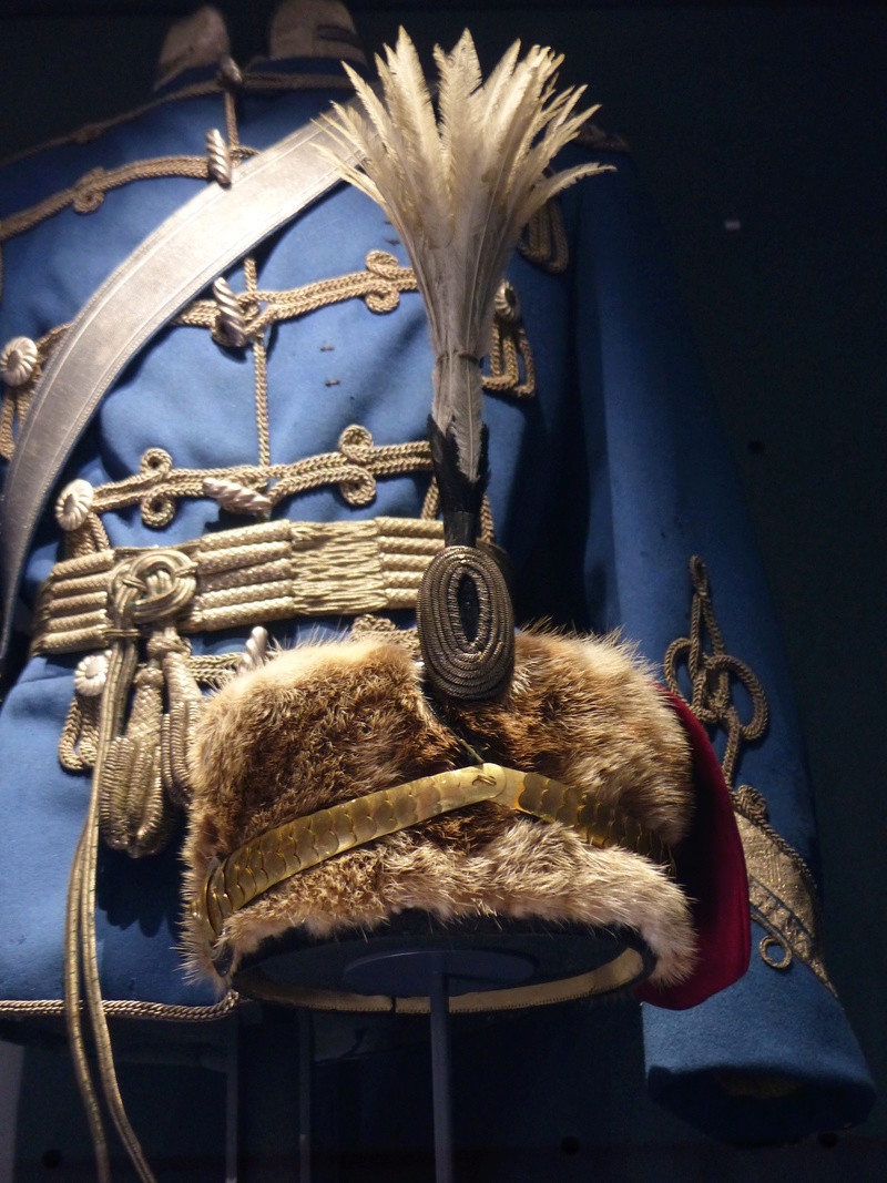 Musée Massey-Musée international des Hussards P1010716