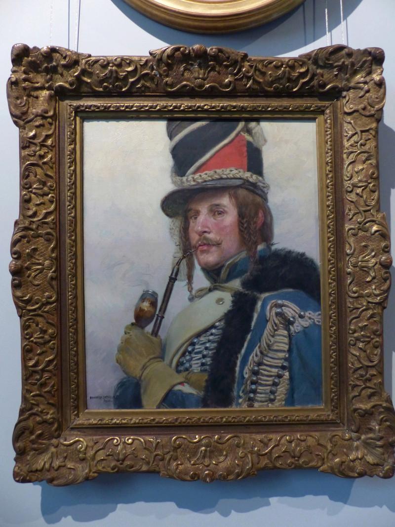 Musée Massey-Musée international des Hussards P1010720