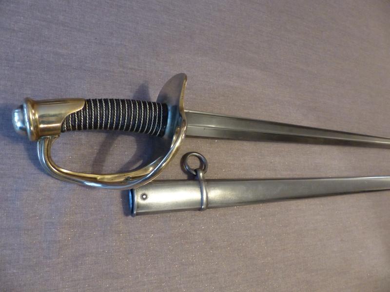 Mes sabres de cavalerie du modèle 1882 de troupe P1040110