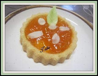 Tartelettes à la confiture aux abricots allégées. Img_4310