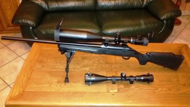 mes armes de tirs  20160110