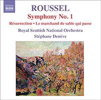 Roussel - Oeuvres symphoniques Rousse10