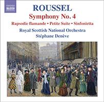 Roussel - Oeuvres symphoniques Rousse11