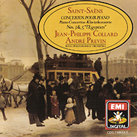 Saint-Saëns - Concertos pour piano  Saint_12