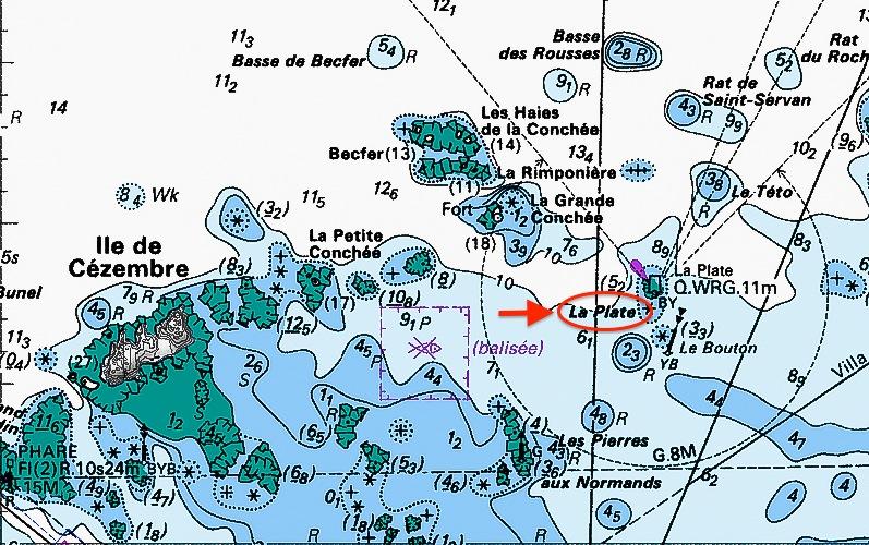 Balise La Plate (sortie de Saint-Malo) La_pla10