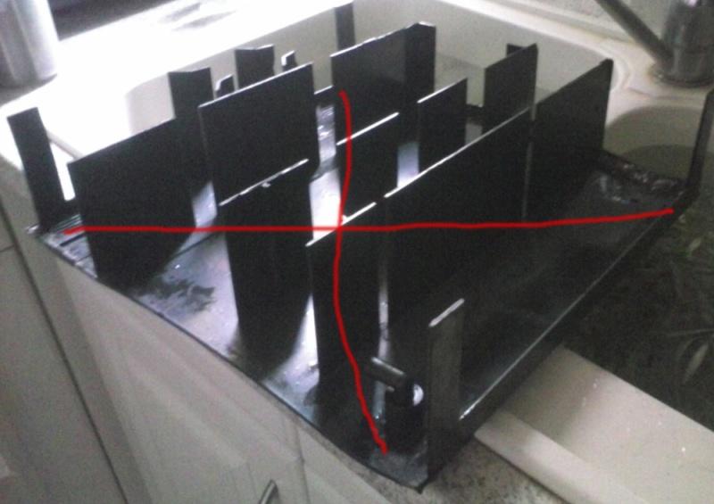 Démontage, ouverture et nettoyage cartouches Biobox Cam02210