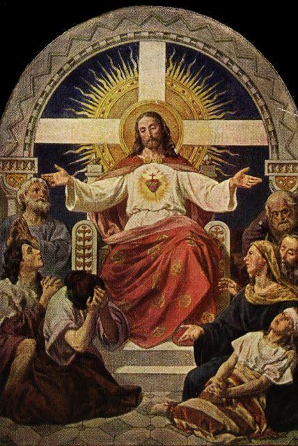 Neuvaine au Christ Roi de l'Univers : Du 12 au 20 novembre   786b0610