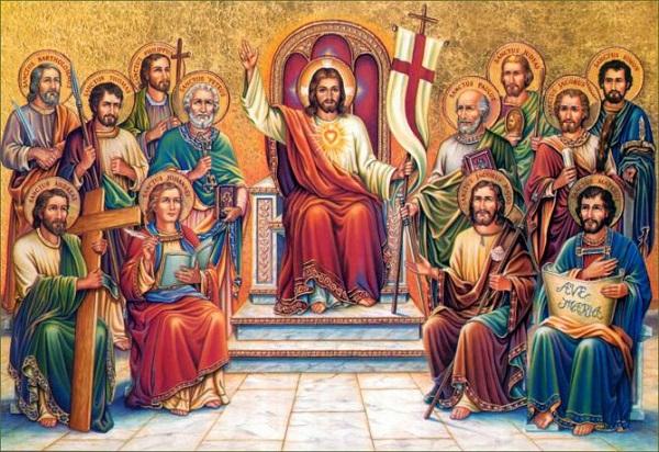 Neuvaine au Christ Roi de l'Univers : Du 12 au 20 novembre   Christ12