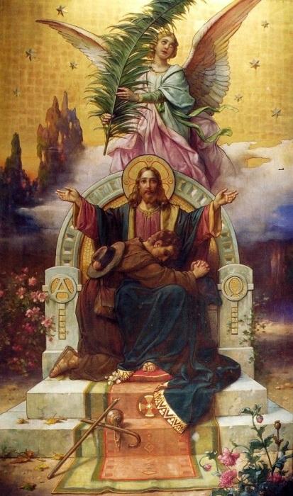 Neuvaine au Christ Roi de l'Univers : Du 12 au 20 novembre   E968c410