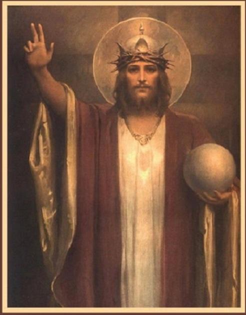 Neuvaine au Christ Roi de l'Univers : Du 12 au 20 novembre   F4c62510