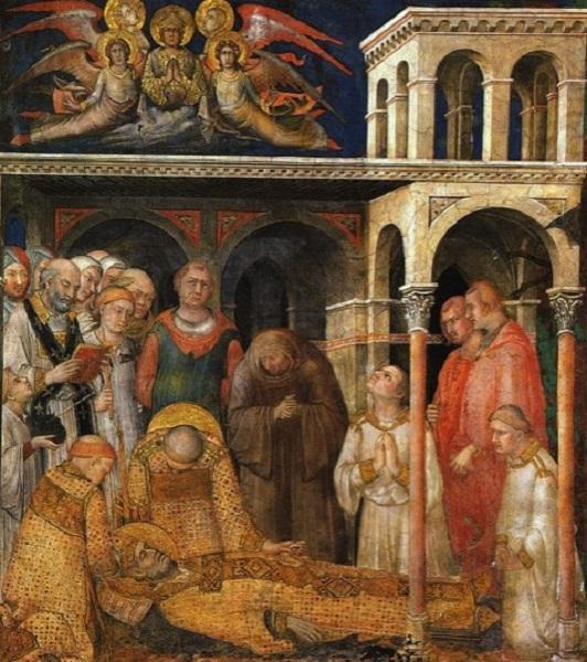 Neuvaine à Saint Martin du 3 au 11 novembre Saint-11