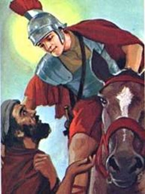 Neuvaine à Saint Martin du 3 au 11 novembre San_ma10